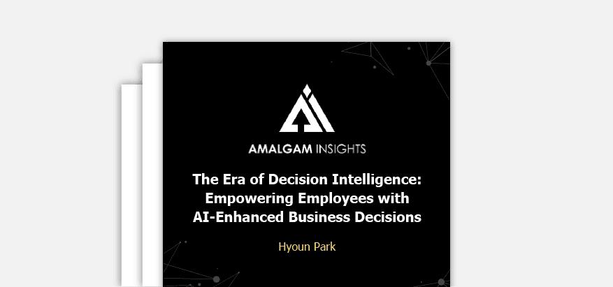The Era of Decision Intelligence Report