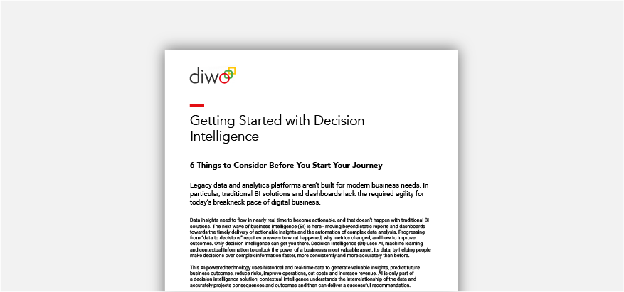 Getting Started with Decision Intelligence